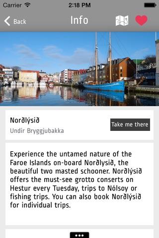 VisitTórshavn - náhled