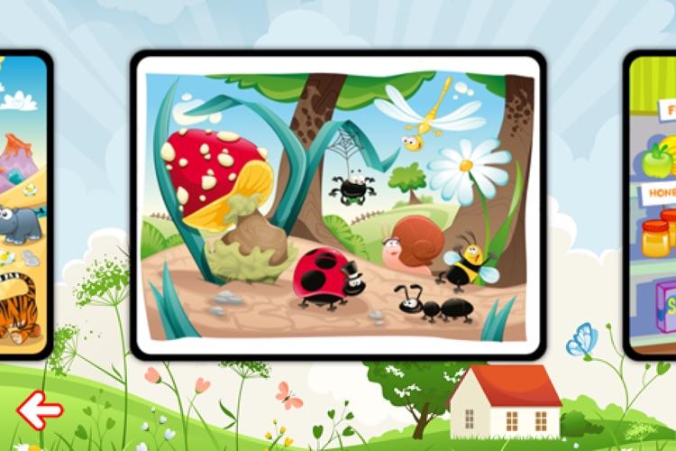Kids Puzzle (Free) screenshot-3