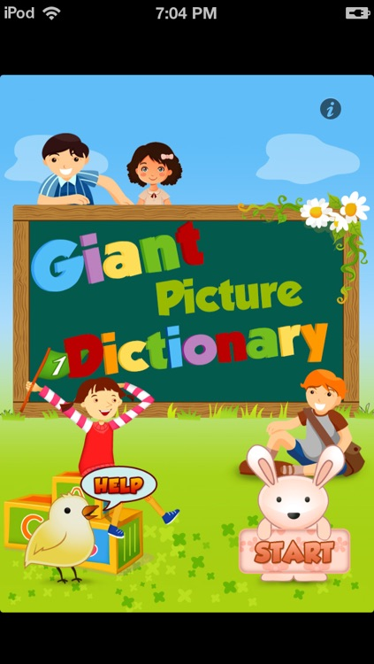 Giant Picture Dictionary screenshot-3