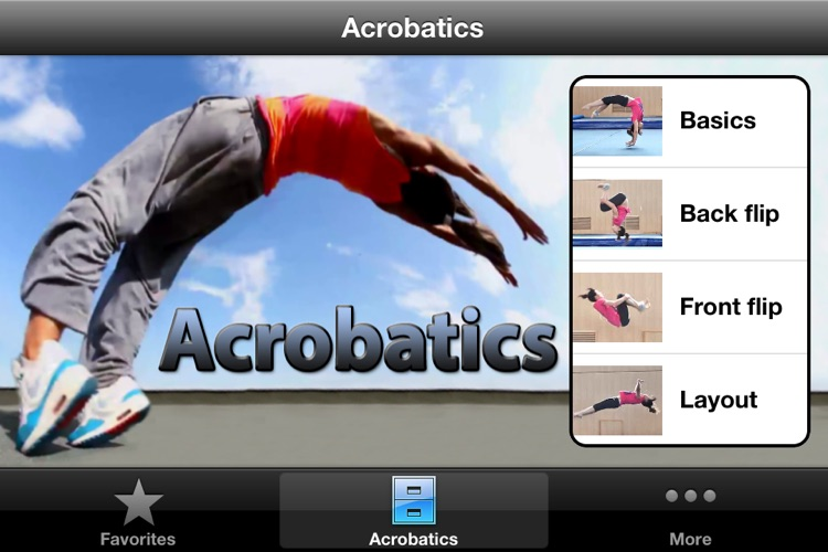 Acrobatics screenshot-0