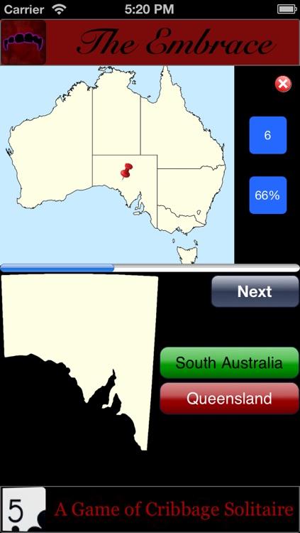 GeoProvinces - Provinces of Canada and Australia screenshot-3