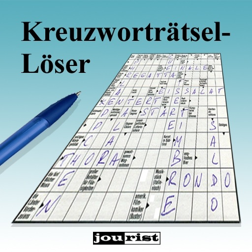 Jourist Kreuzworträtsel-Löser (German only)