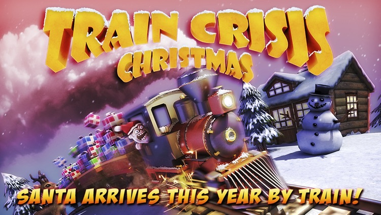 Train Crisis Christmas screenshot-0