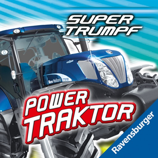 Supertrumpf - Power Traktor