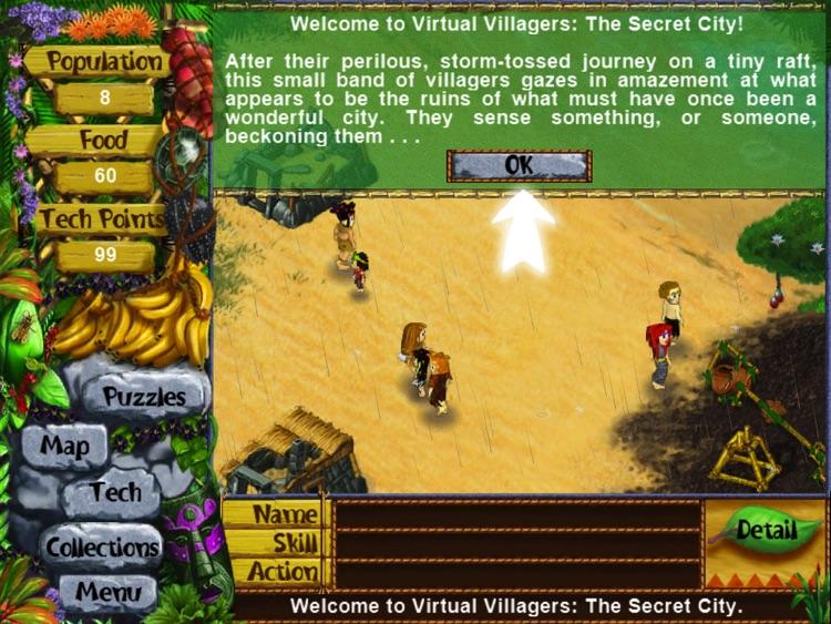 Virtual Villagers 3 - Lite