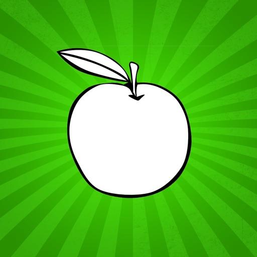 Vegetarian Recipes & Shopping List icon