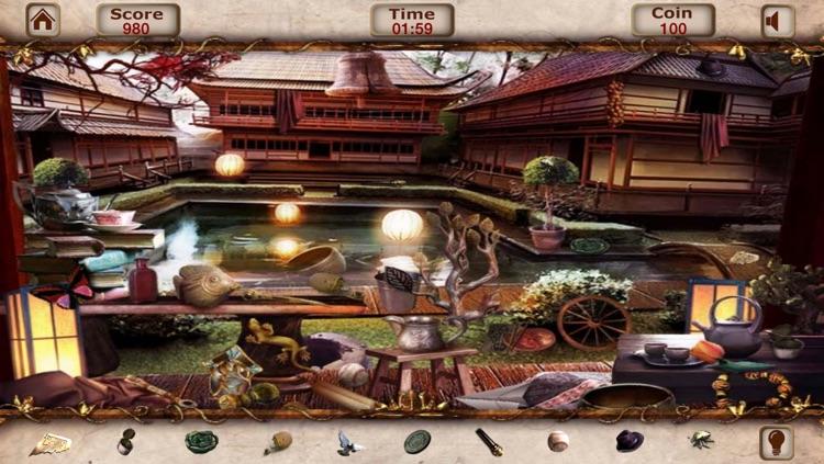Hidden Object:Temple Of The Lotus Hidden Objects screenshot-4