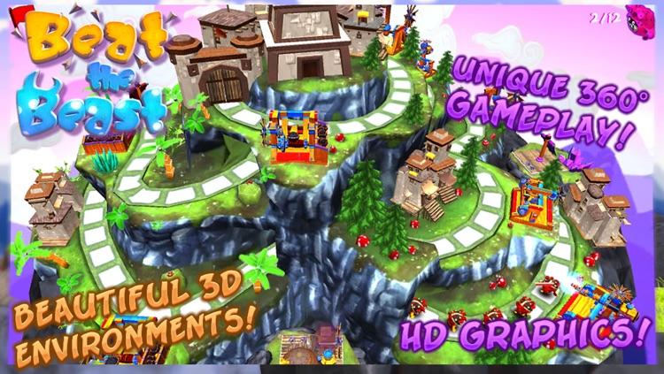 Beat the Beast HD Lite screenshot-3