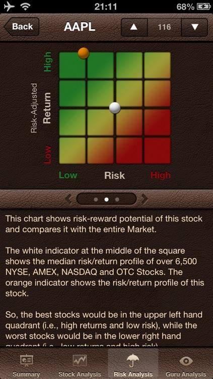 Stock Guru Pro screenshot-3