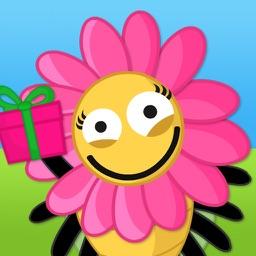 Jumble Bugs Book One: Bloomie & The Birthday Blunder
