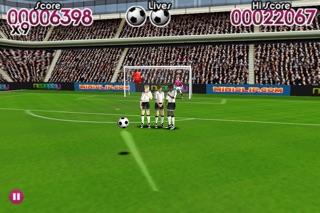 Flick Football screenshot1