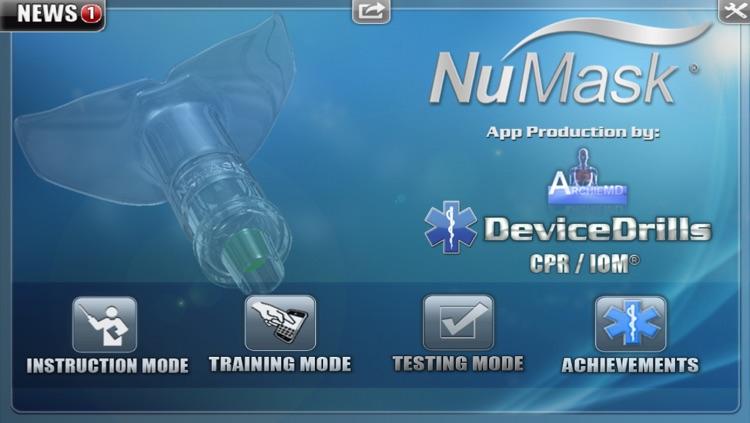 DeviceDrills: NuMask CPR IOM®