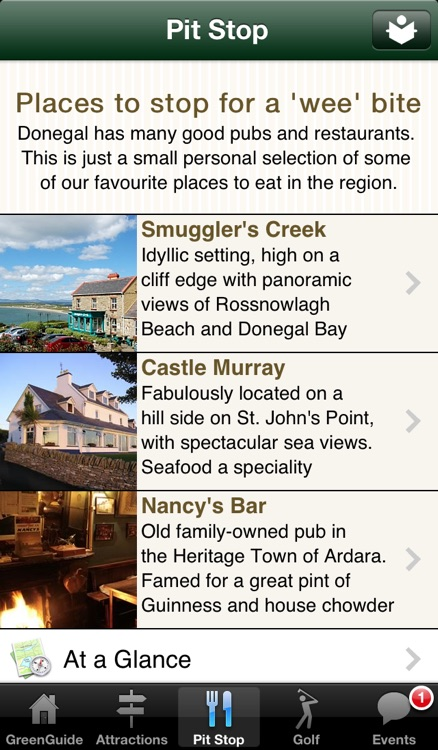 Green Guide Ireland - Donegal & North West screenshot-4