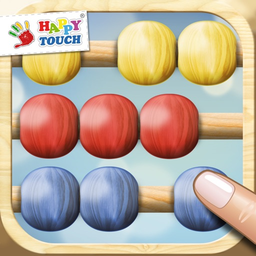 Abacus - Kids Can Count! (by Happy Touch)