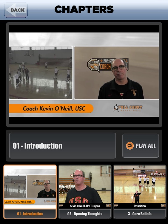 K.O. Defense - With Coach Kevin O Neill - Full Court Basketball Training Instruction - XL