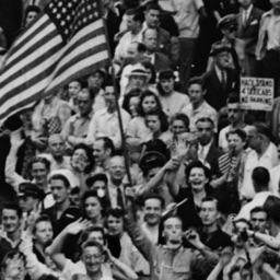 Words at War, 1943-1945