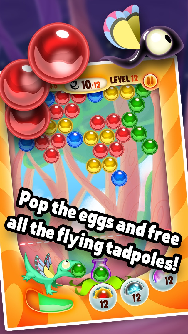 Gecko Pop – Bubble Popping and Shooting Adventure Cheat Codes