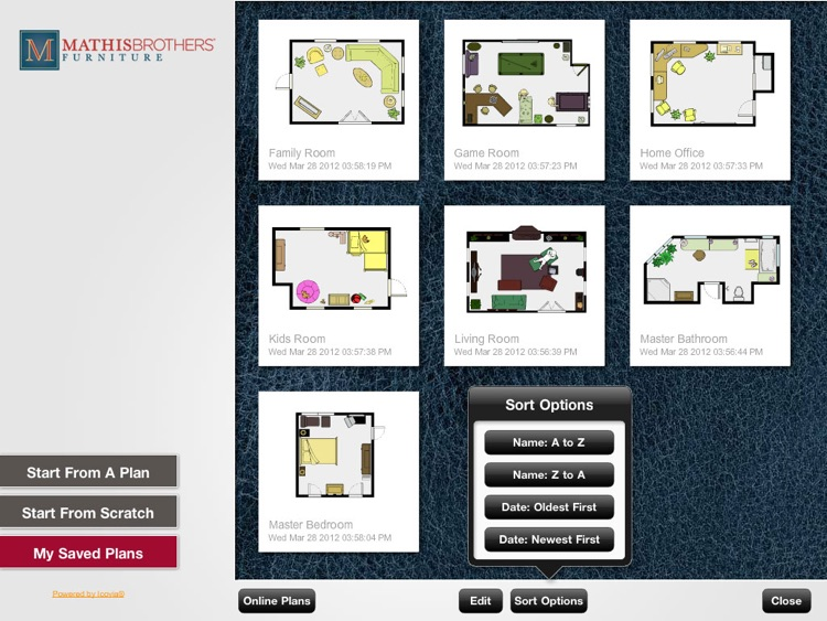 Mathis Brothers Room Planner screenshot-4