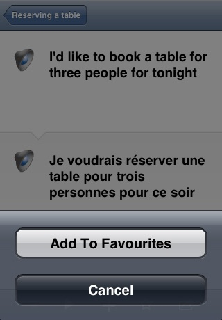 Collins English<->French Phrasebook & Dictionary with Audio screenshot-4