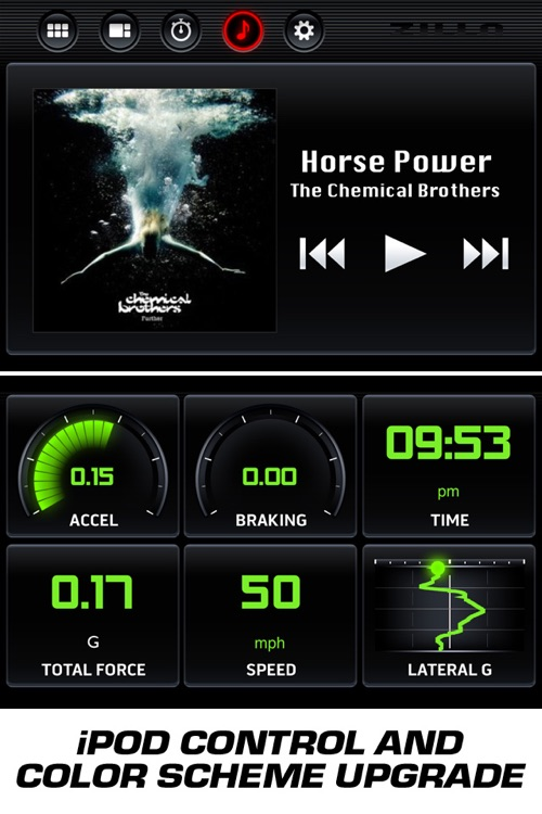 Zilla: Digital Dashboard & HUD - The Ultimate In-Car Upgrade. screenshot-4