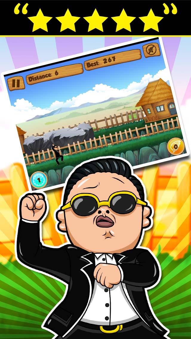 江南様式の実行 - Running Gangnam Styleのおすすめ画像1