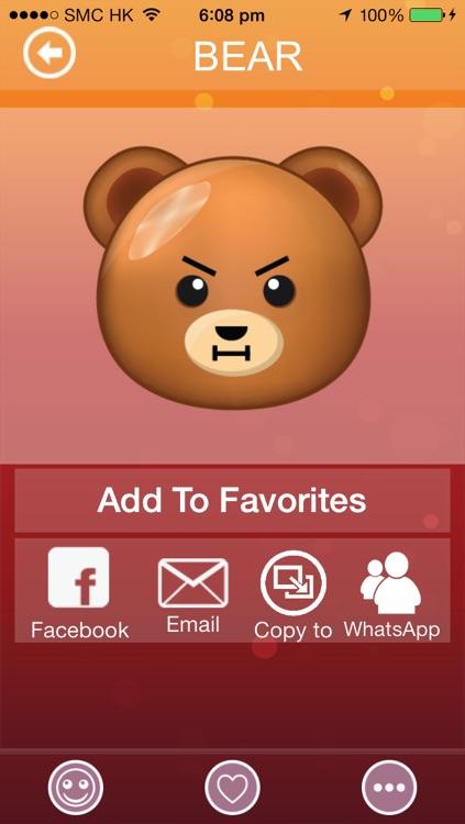 BigMojis - Very Large Emoji Stickers