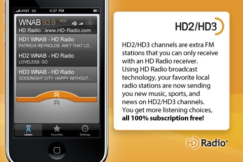 HD Radio screenshot-2
