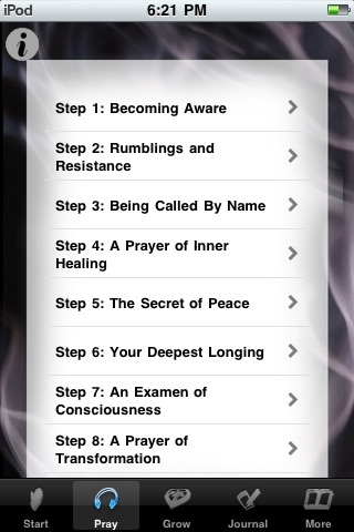 Beginning Contemplative Prayer screenshot-3