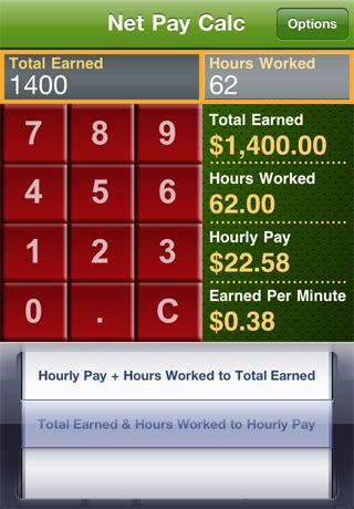 Net Pay Salary Calculator screenshot-4