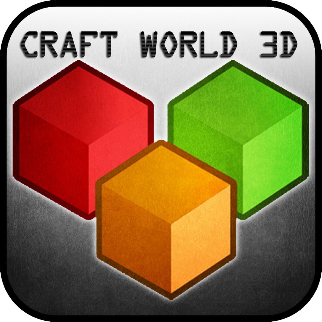 Craft World 3D - Free Block Builder