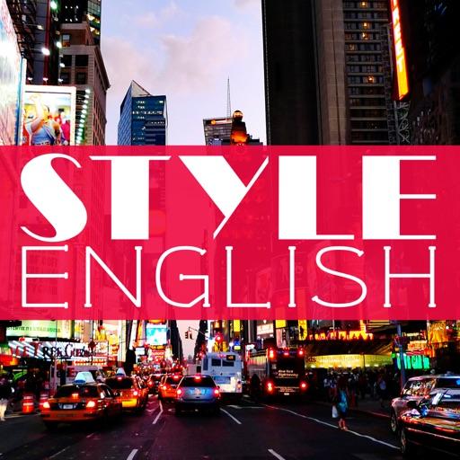 스타일 잉글리시 for iPhone - 저절로 말이되는 스토리 영어회화