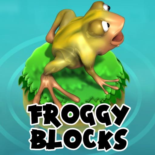 Froggy Blocks icon