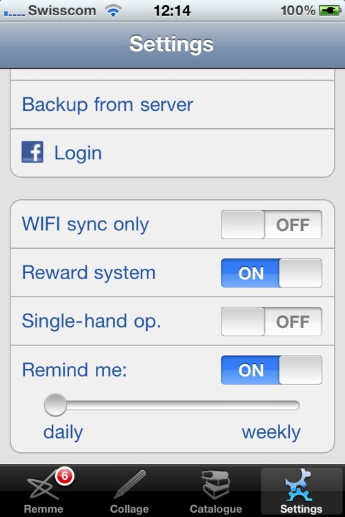 Remme Flashcards screenshot-4