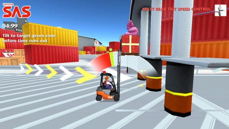 Forklift Challenge screenshot-2