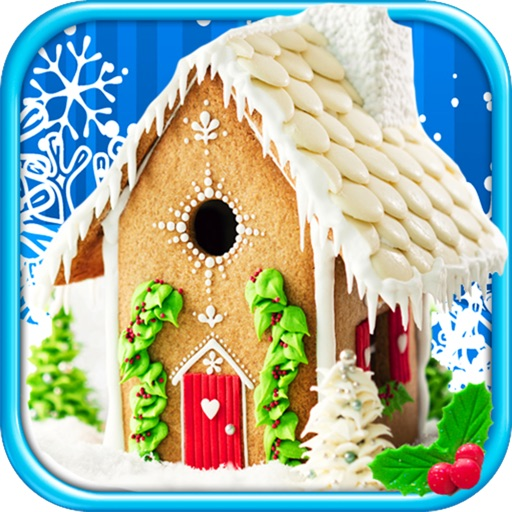 Gingerbread House: Make & Bake FREE