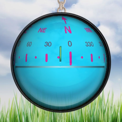 3D Compass Toy