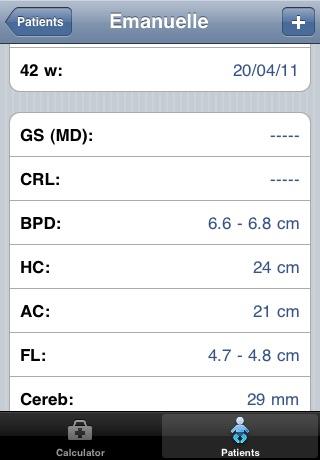 Gestational Age Calculator screenshot-4