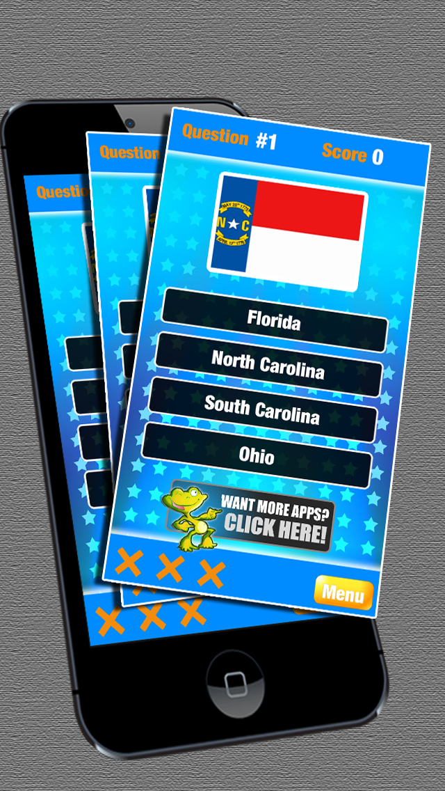 US Flag Trivia - Guess All The US States screenshot two