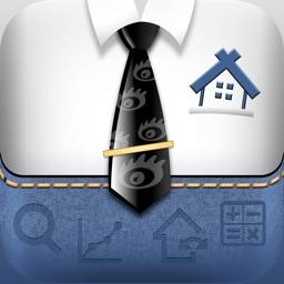 口袋经纪人 - 买房卖房 房贷计算 房价评估 最好用的经纪人卖房神器 - 掌上经纪人