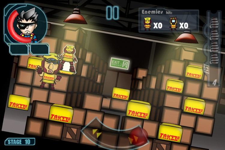 Runni X Nose2: Revengers screenshot-3