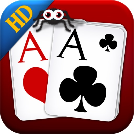 eSpiderSolitaire HD icon