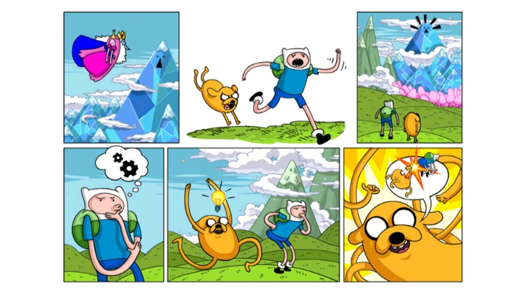 Adventure Time: Super Salta Finn!