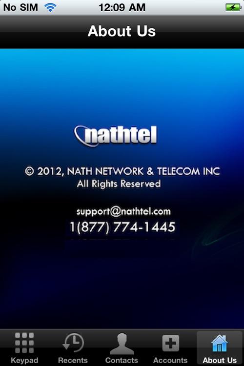 NathTel VOIP screenshot-4