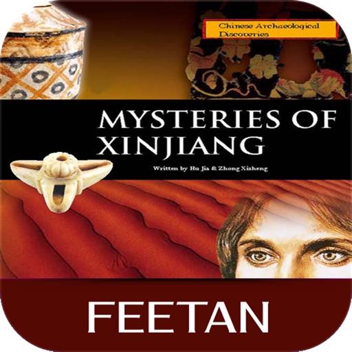 Mysteries of XinJiang for iPad