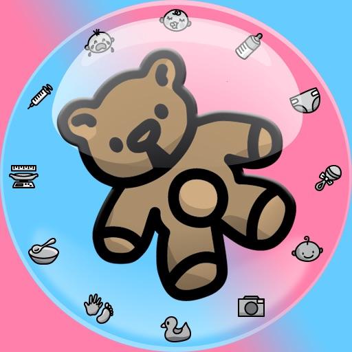 BabyBubbles - Baby Log and Diary