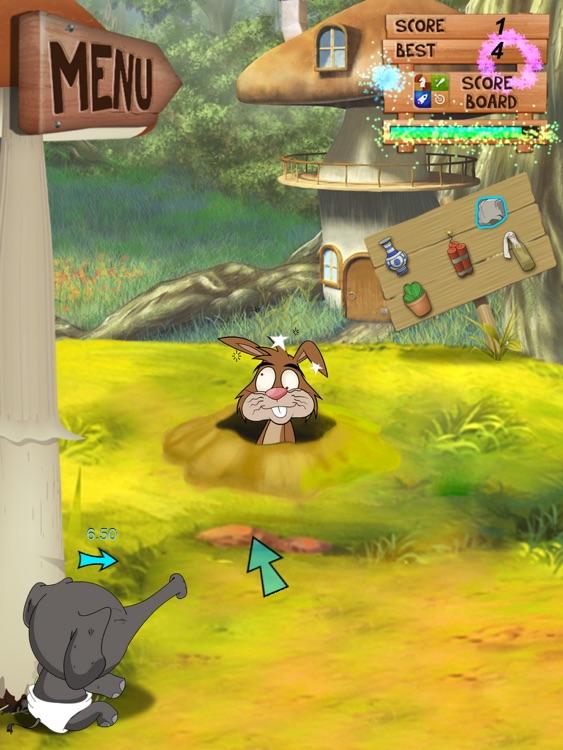 Kill the Rabbit Free HD screenshot-3