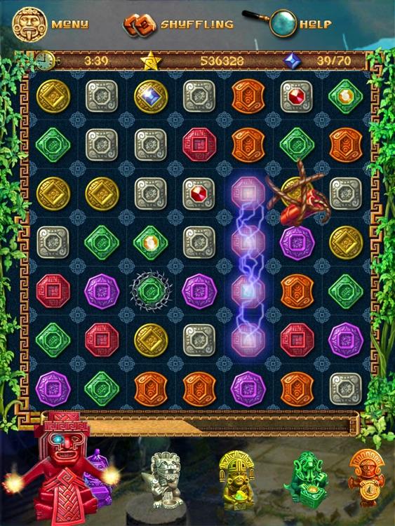 The Treasures of Montezuma HD screenshot-4