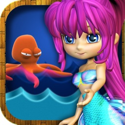 Mermaid Adventure - The Best Endless Game for Kids