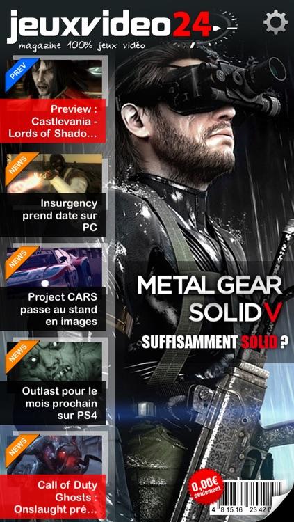 Jeuxvideo24 - Le premier magazine de jeux vidéo 100% gratuit