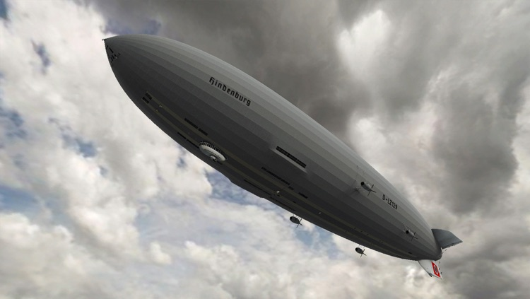 Hindenburg 3DA screenshot-0